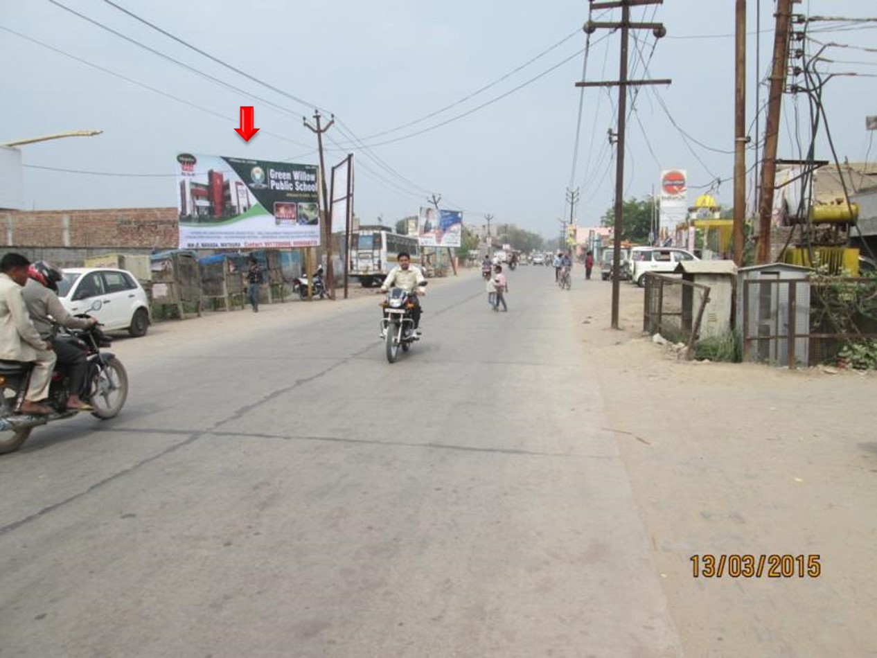 Sonkh Road, Mathura