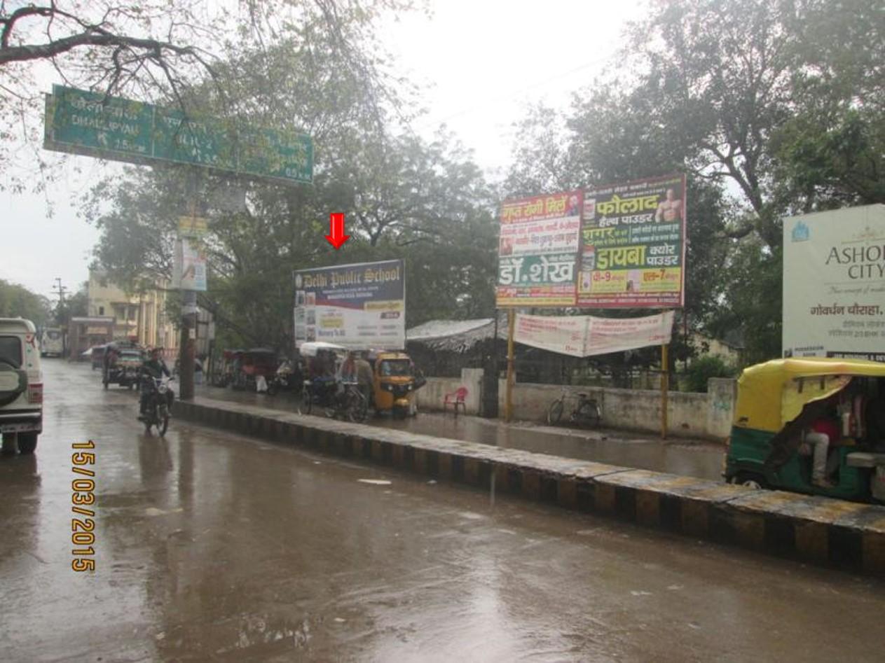 Opp. State Bank, Mathura