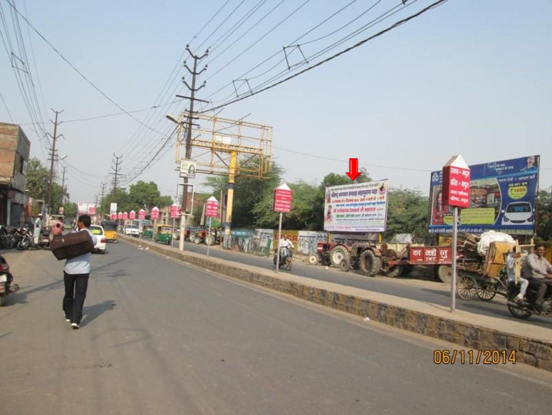 Shri Ji Baba Ashram, Janambhoomi, Mathura
