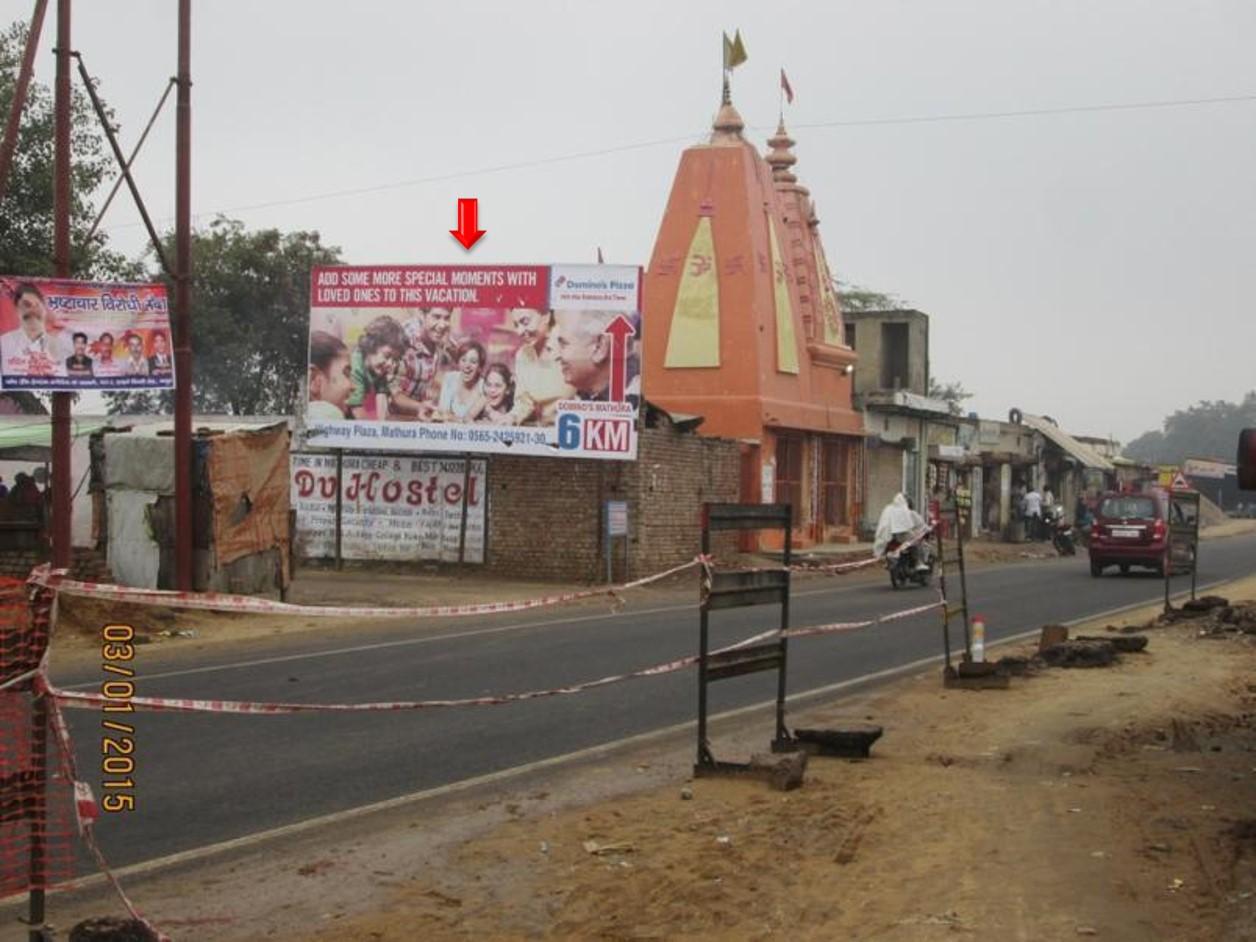 Opp. Rajiv Academy, Mathura