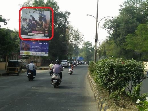 Civil Lines at VCA Chowk, Nagpur