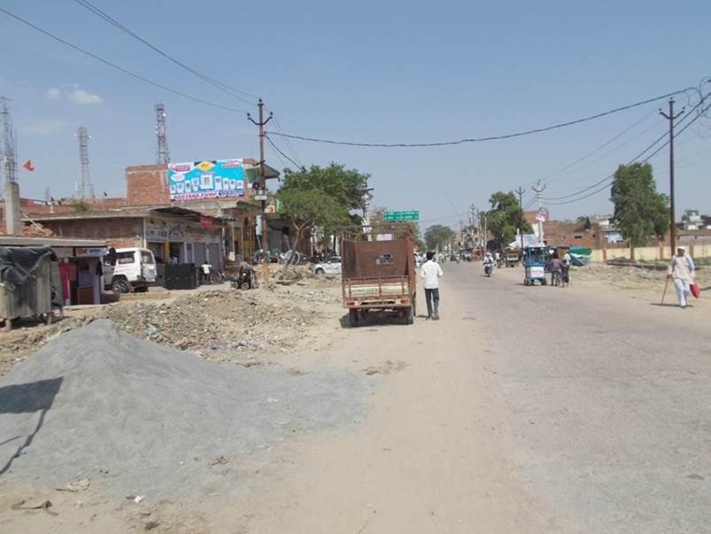 District Collertore office Gandhi Chowk,Wardha