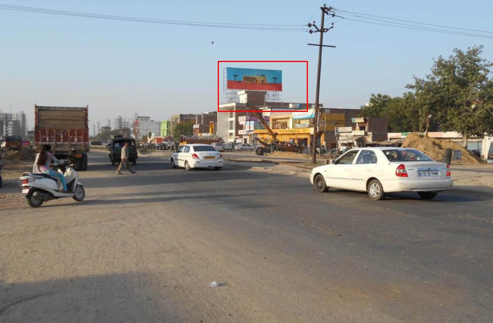 Goverdhan Chauraha, Mathura