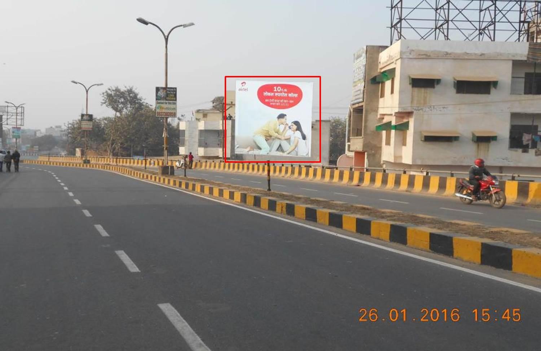 Chaitanya Vihar Flyover, Vrindavan