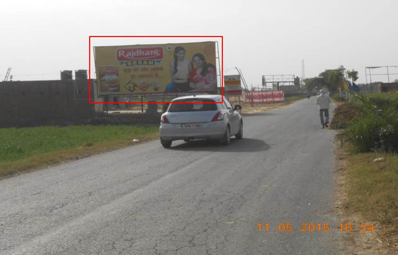 Expressway To Vrindavan Road, Gulshan Dhaba, Vrindavan