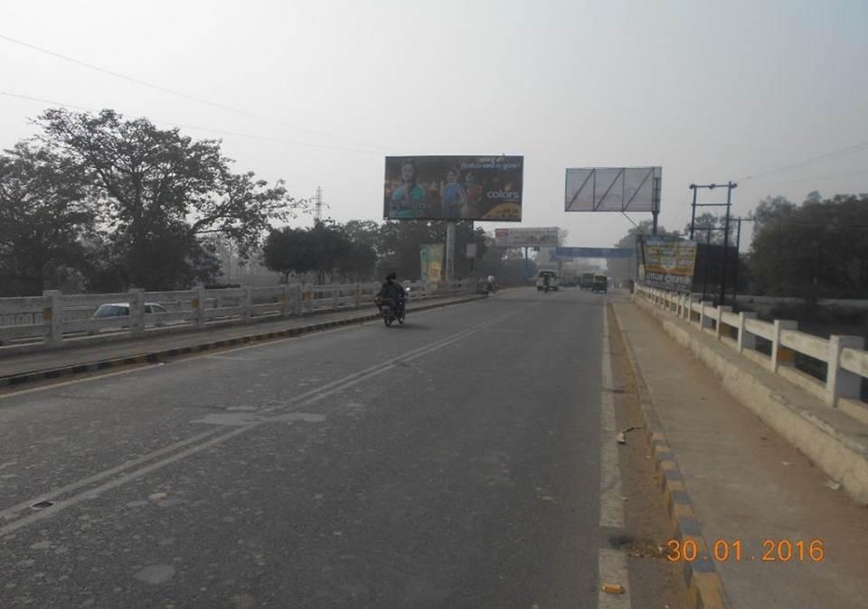 Delhi Road Gaagan Nadi Majholi Tahna, Moradabad