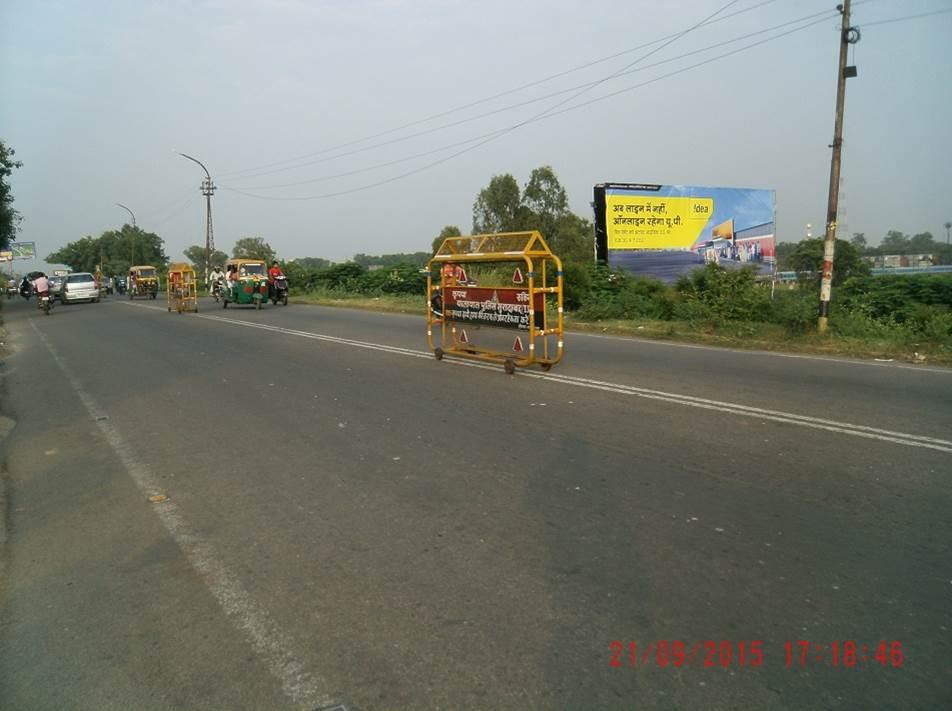 Locoshade Flyover, Moradabad