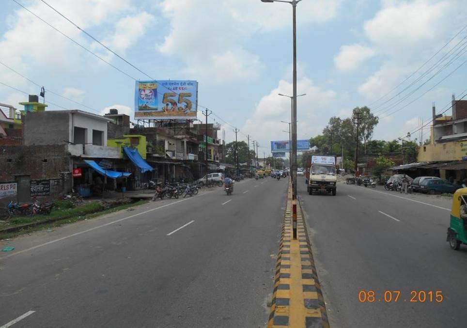 Manjholi Choraha, Moradabad
