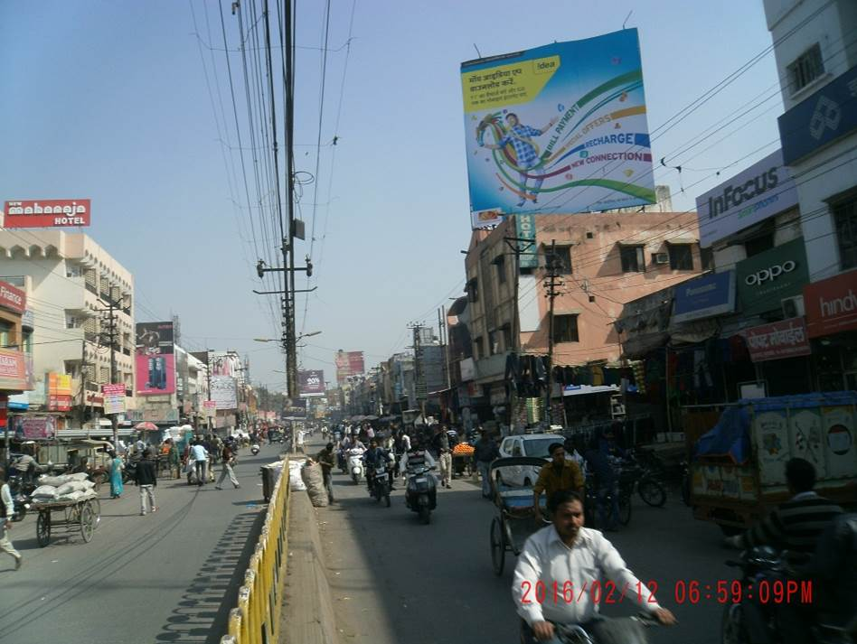 MBD-Budh Bazar, Moradabad