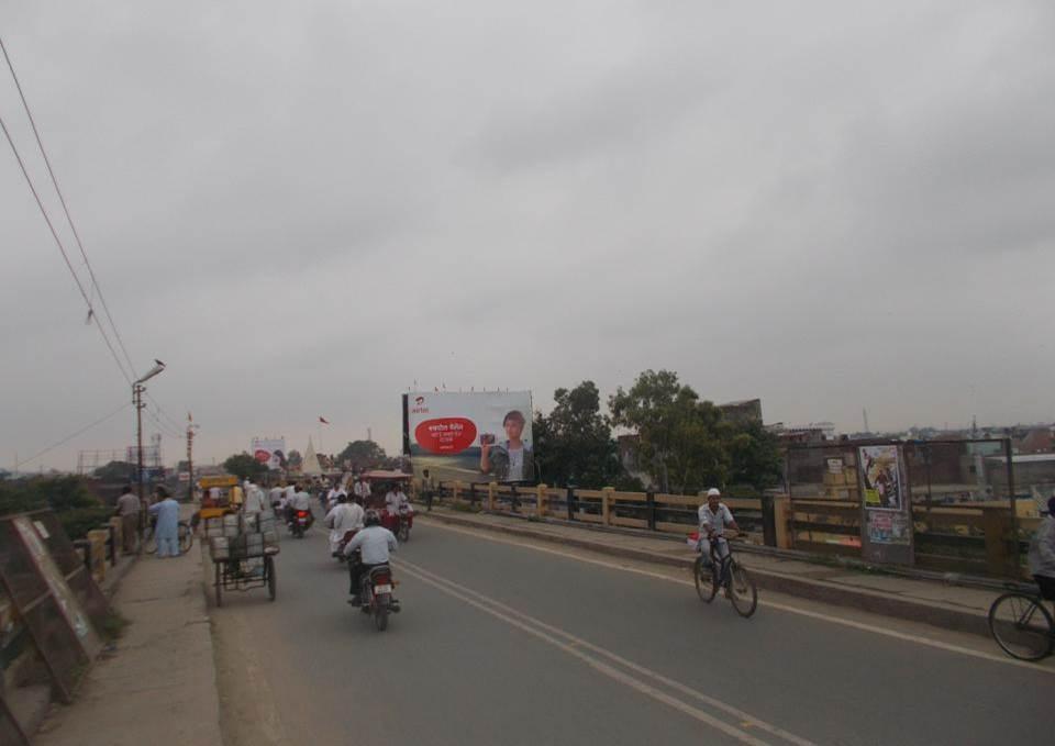 Chandosi Fly Over Sambhal Road, Moradabad