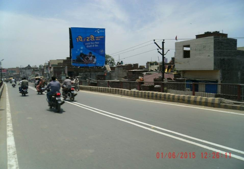 MBD Sambhal Flyover, Moradabad