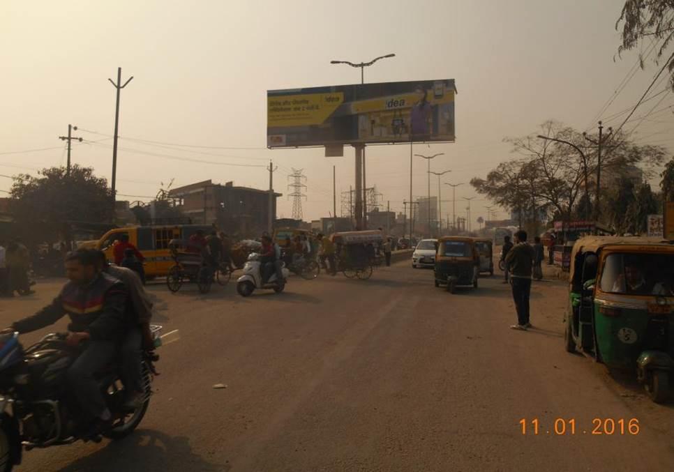MBD-Rampur Road Pital Nagri Gate, Moradabad