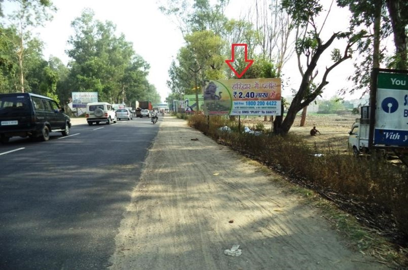 NEAR CANT FLYOVER, ROORKEE