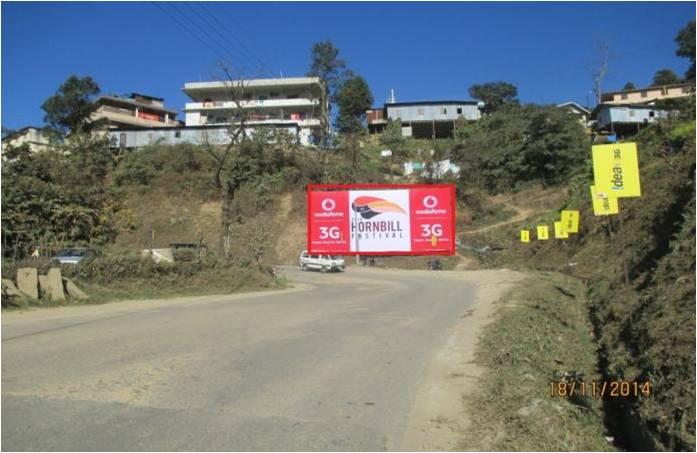 Kohima Town Entry Naga,Hospital