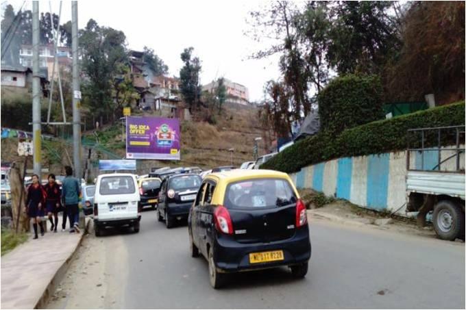 Kohima BOC Road,Junction