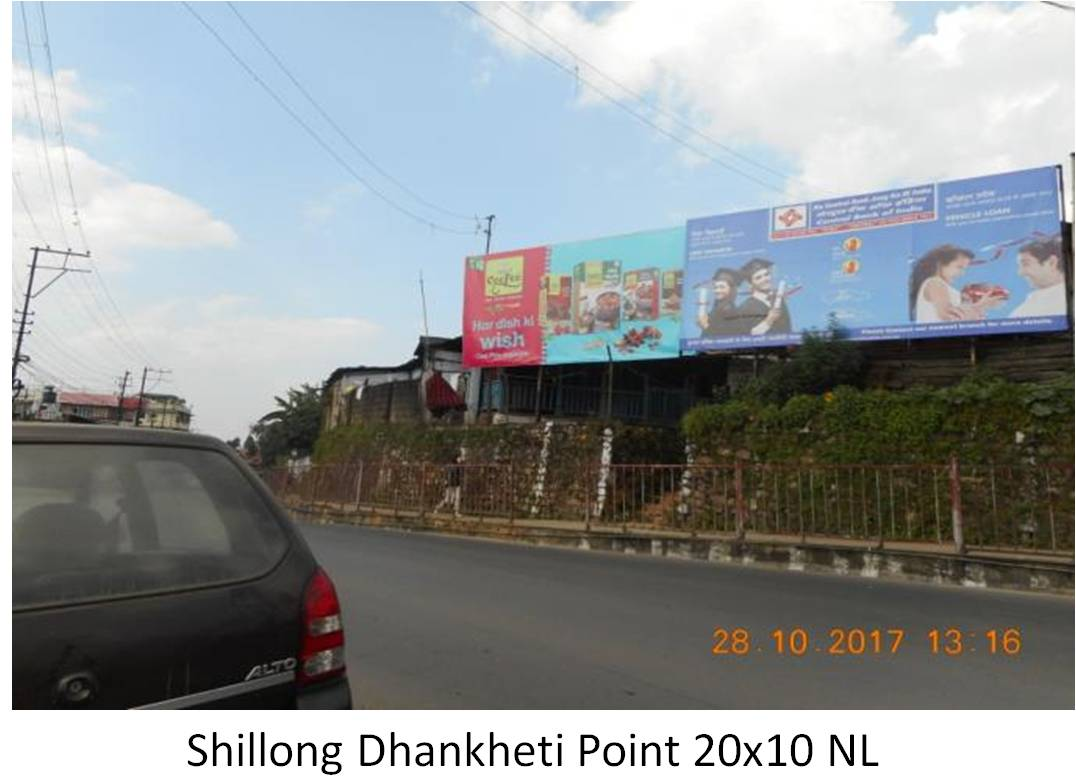 Shillong Dhankheti,Point