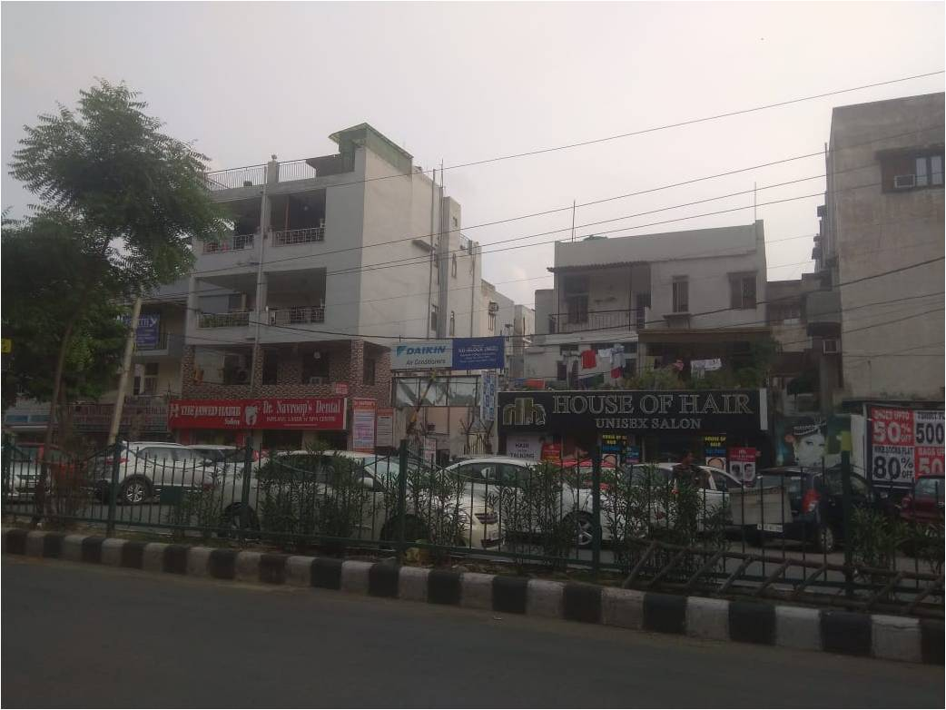 ASHOK VIHAR PHASE 2 MAIN ROAD CONNECTED TO RING,ROAD