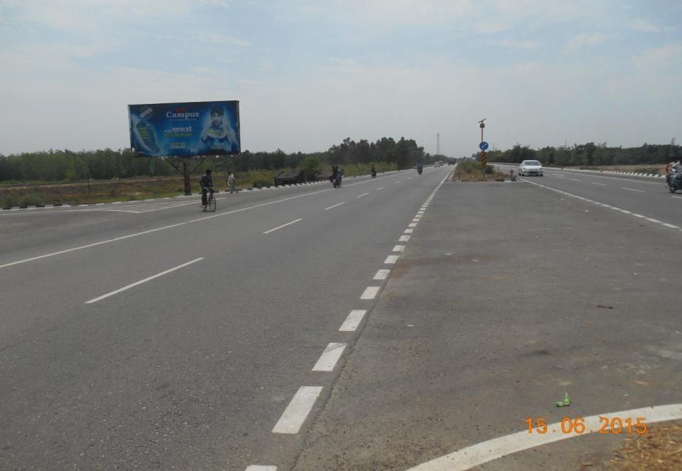NH-24,Mundapandey, Near Rly Xing, Moradabad