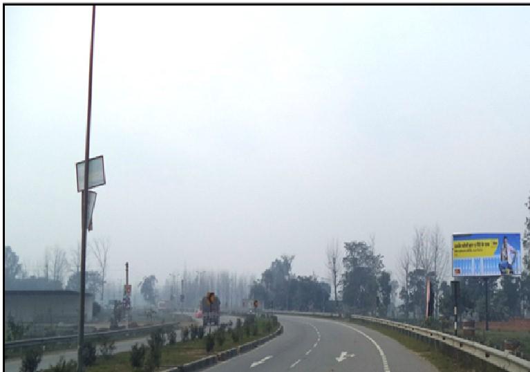 NH-58,Rampur Tiraha Point, Muzaffarnagar