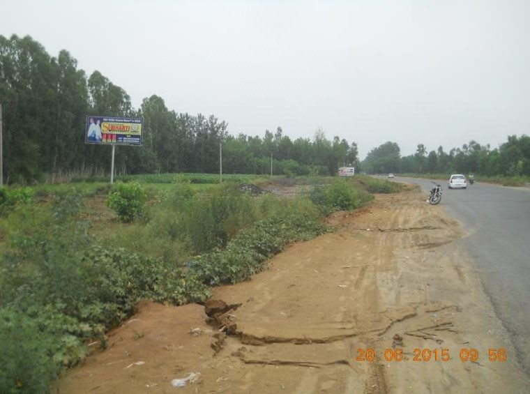 NH-58,Chappar Toll Point , Muzaffarnagar