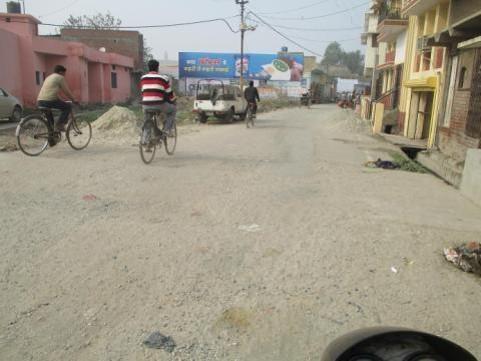 Fountion T Point, Near Shan Marrige Hall, Rampur