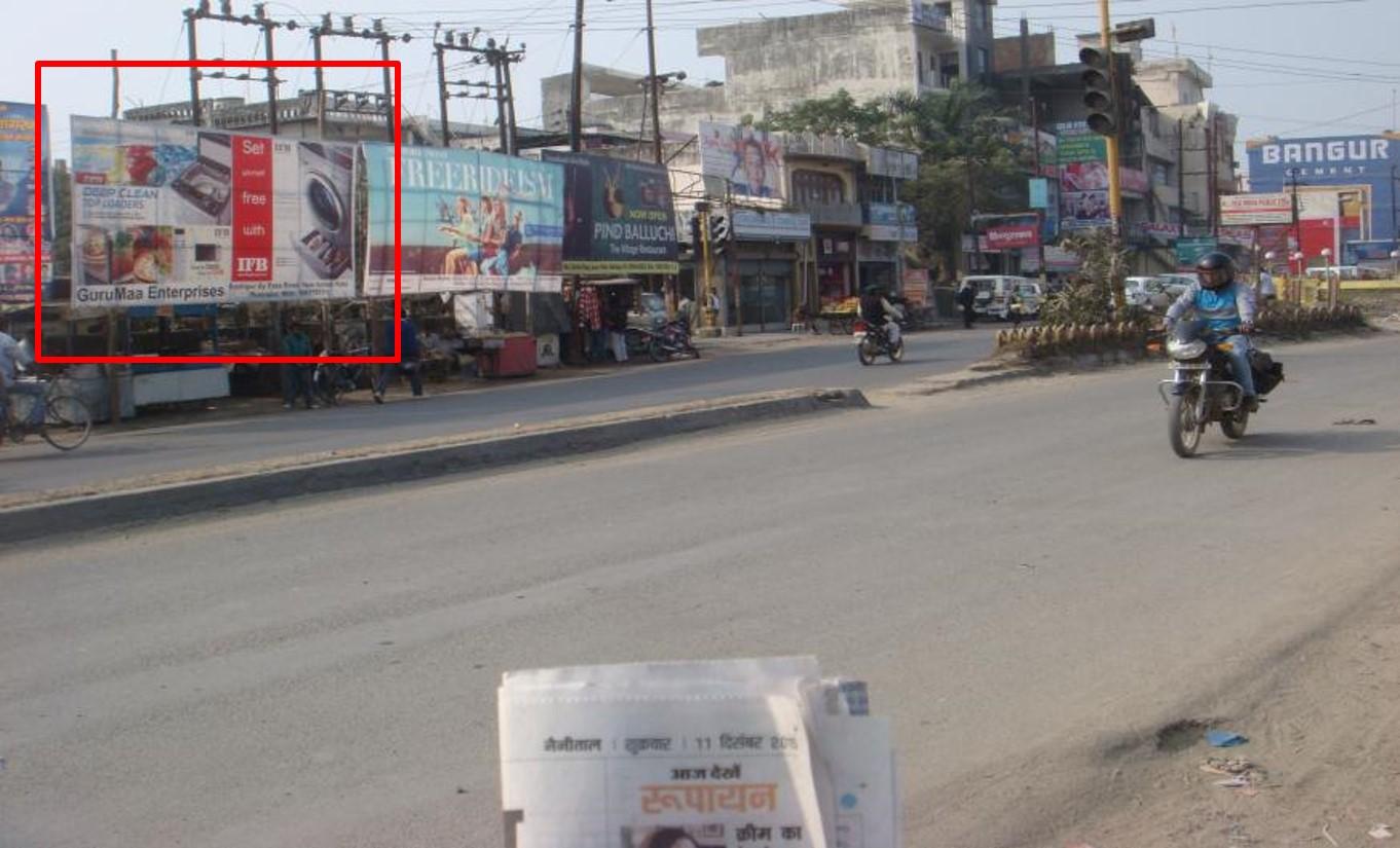 Gaba Chowk, Rudrapur