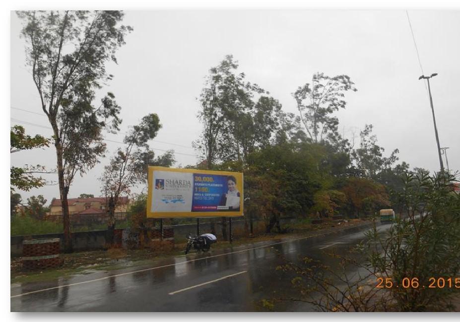Delhi Road Near 52 Kothi, Moradabad