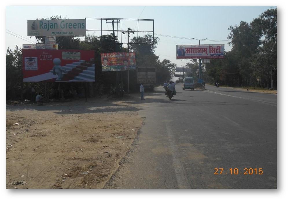 Delhi Road Near  DPS School, Moradabad