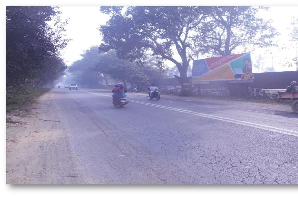 Rampur Road Near Dalpatpur 0Point, Moradabad