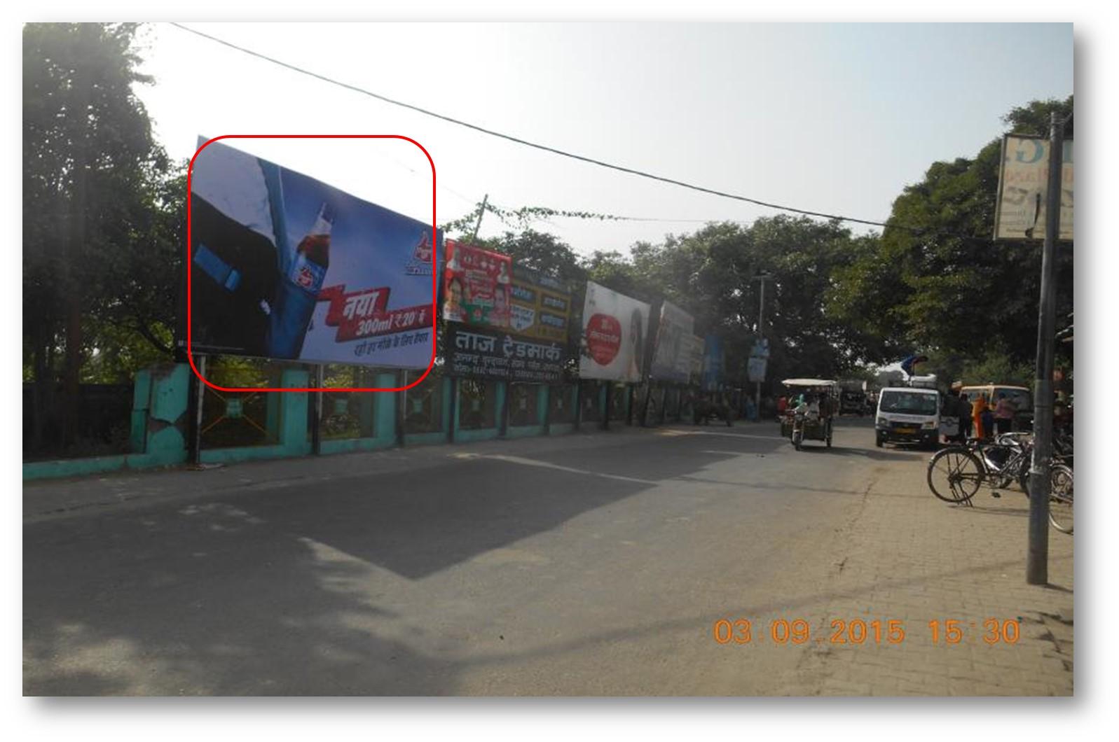 Badaun chungi, Chandosi