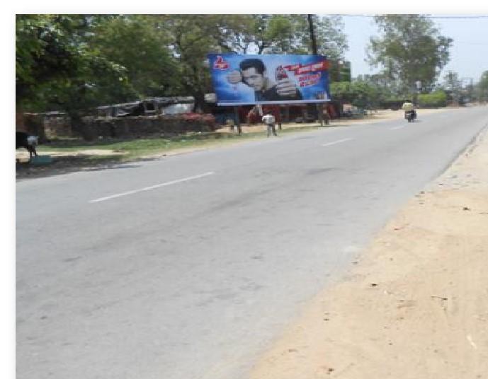 Chandusi Road, Sambhal