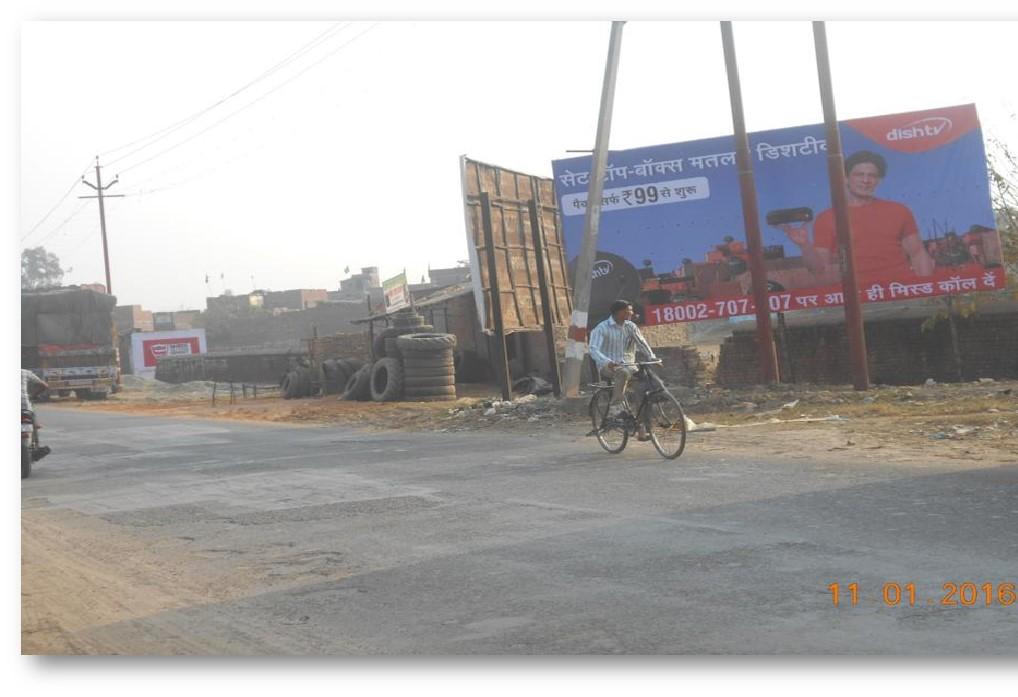 Hasanpur  Road, Sambhal