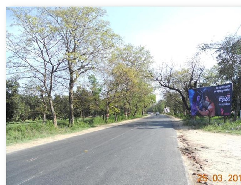 Gajraula Road, Hasanpur