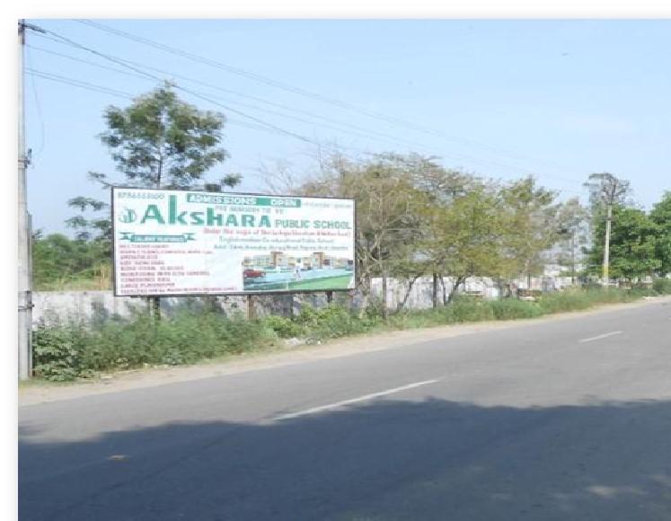 Sambhal Road, Hasanpur