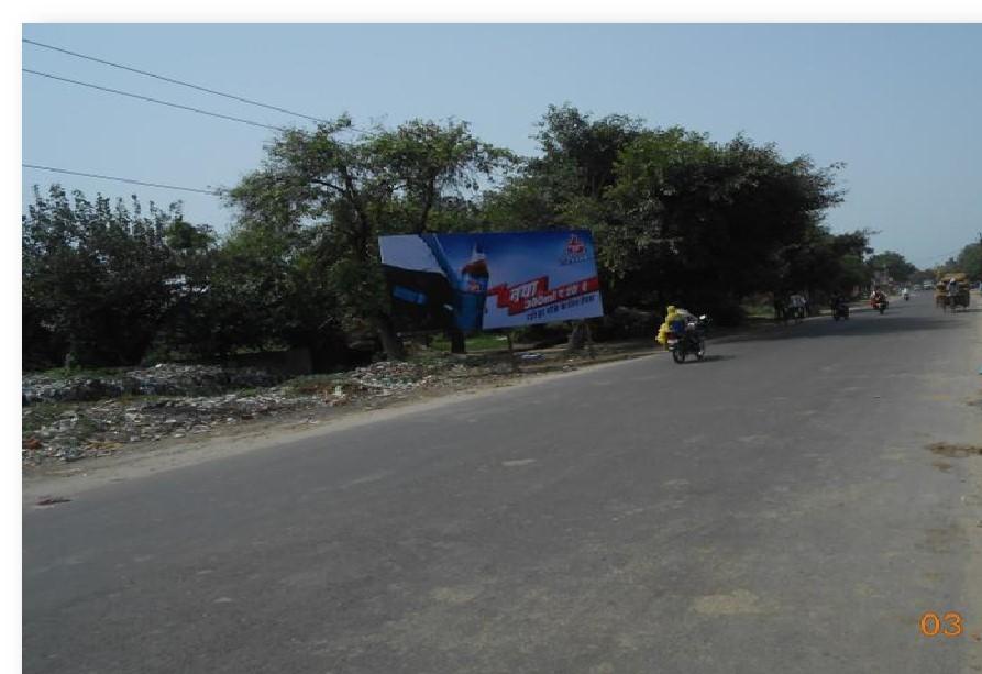 Bijnor Road, Amroha