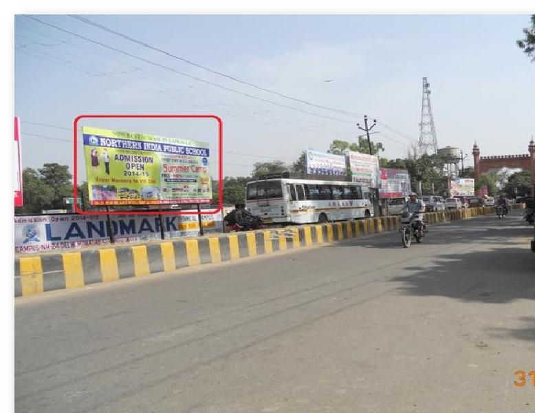 Gandhi Murti, Amroha
