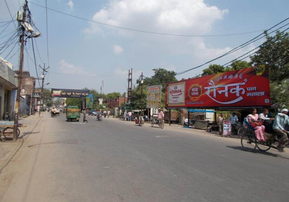 Station Road, Firozabad