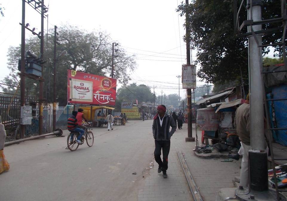 Labour Colony Xing, Firozabad