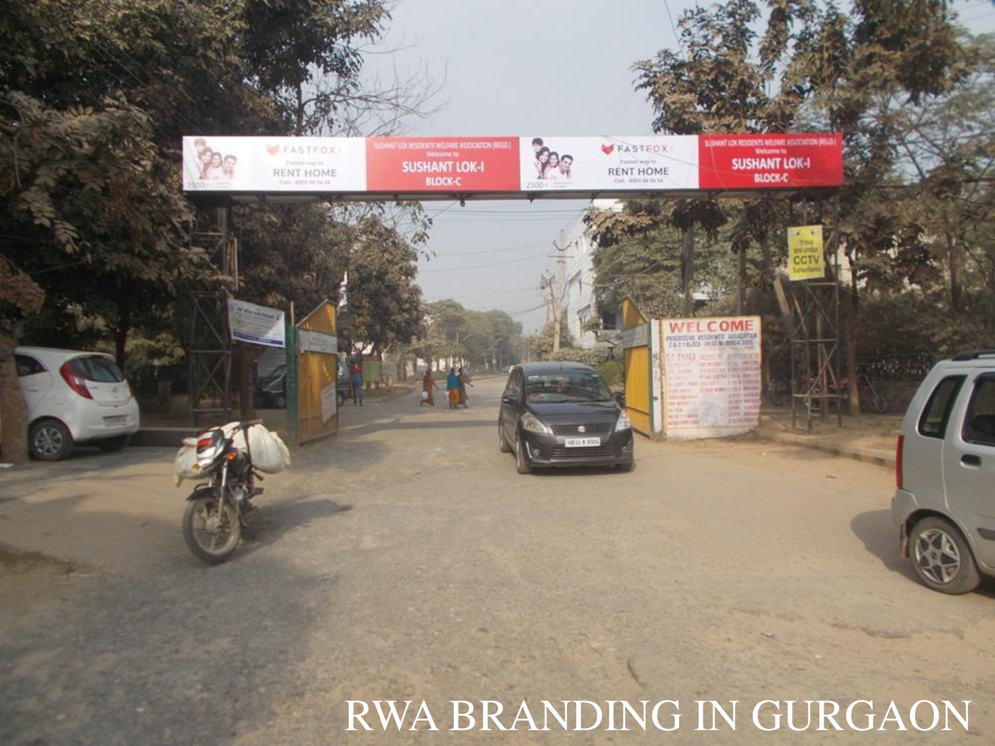 Sushant Lok, Gurgaon