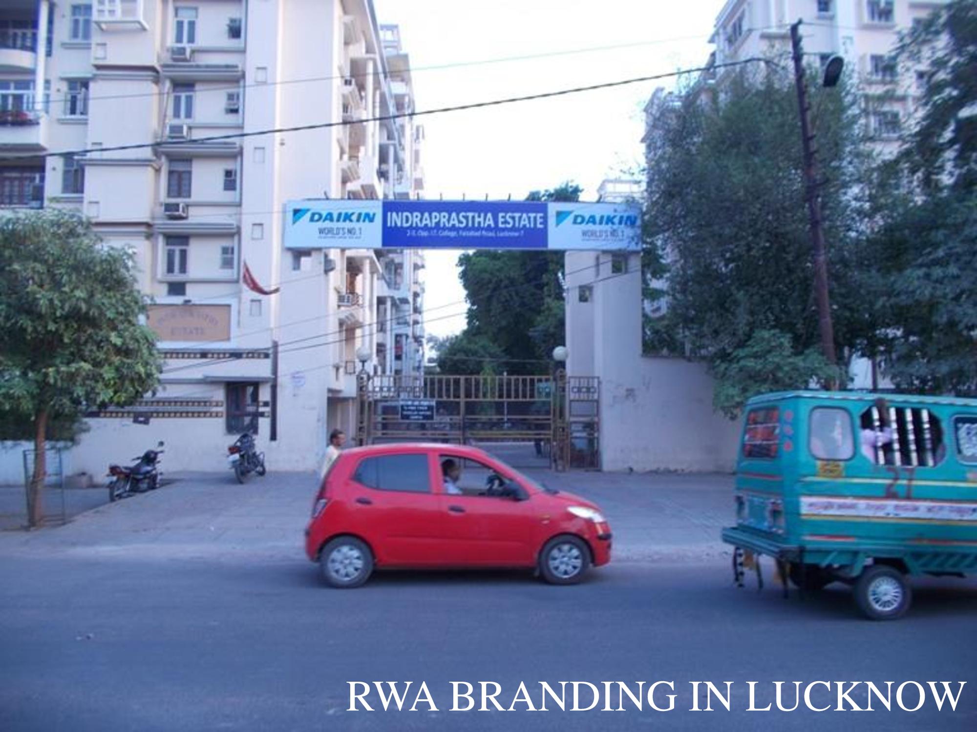 Indraprastha Estate, Lucknow