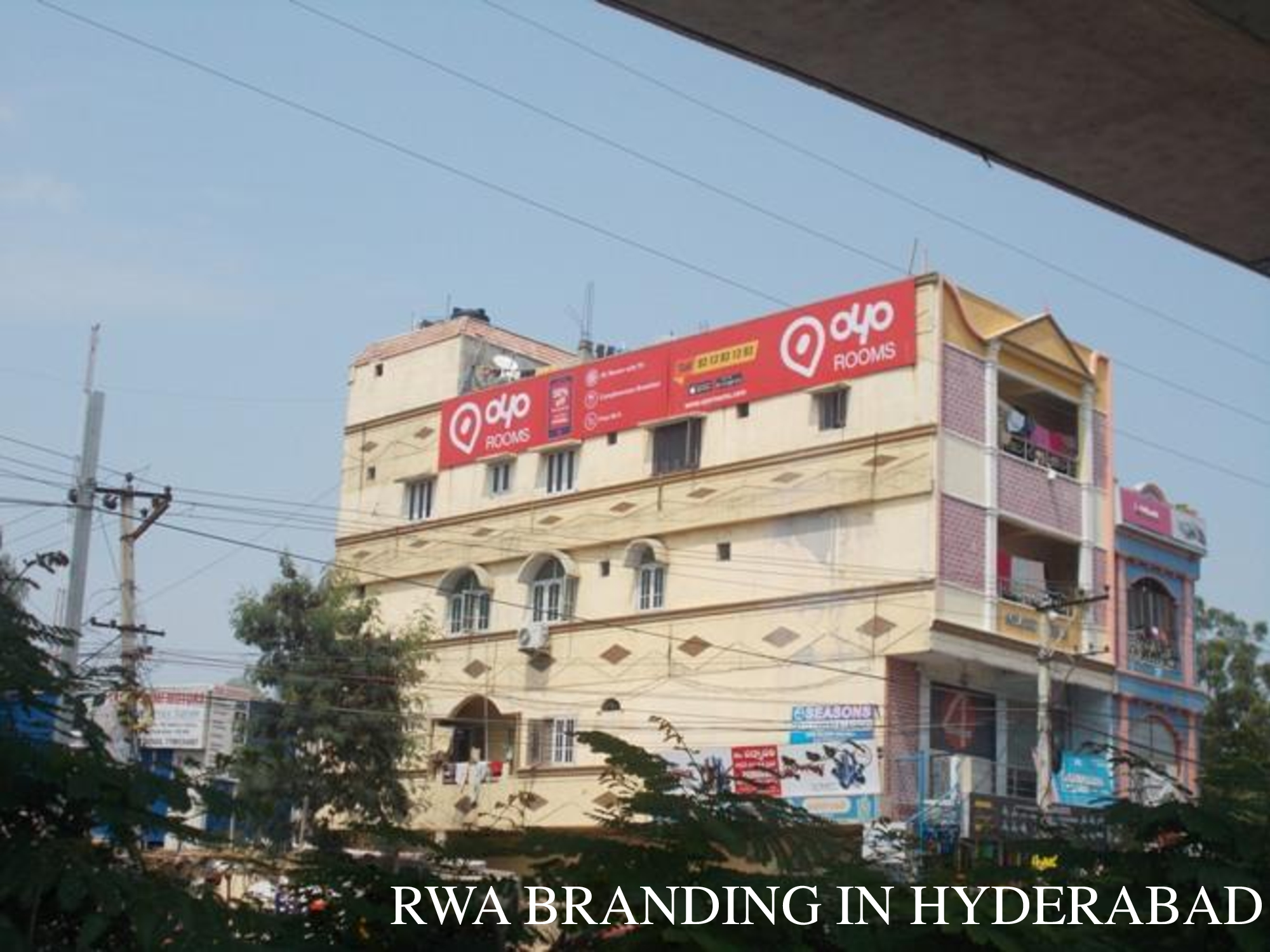 Oyo Rooms, Hyderabad