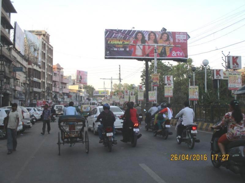 Mall Rd, Phool Bagh, Kanpur
