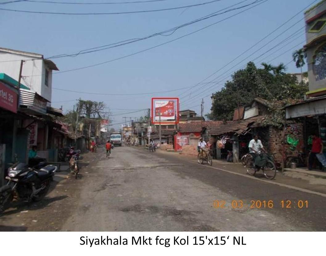 Siyakhala Mkt, Hooghly