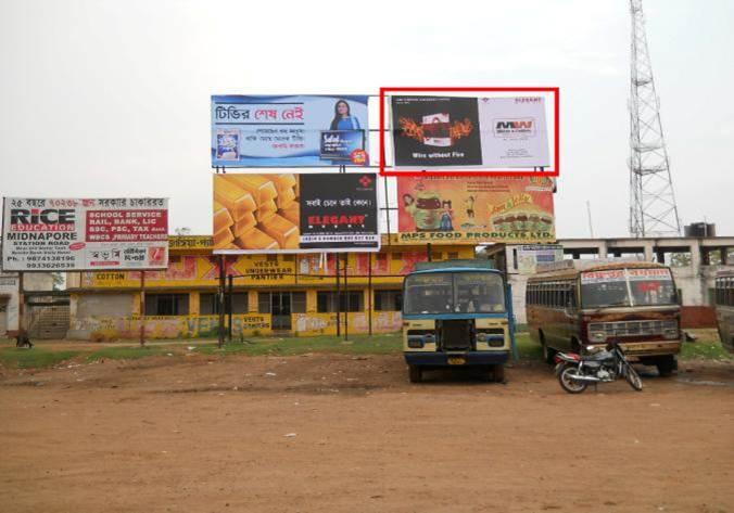 Bishnupur Bus Stand, Bankura