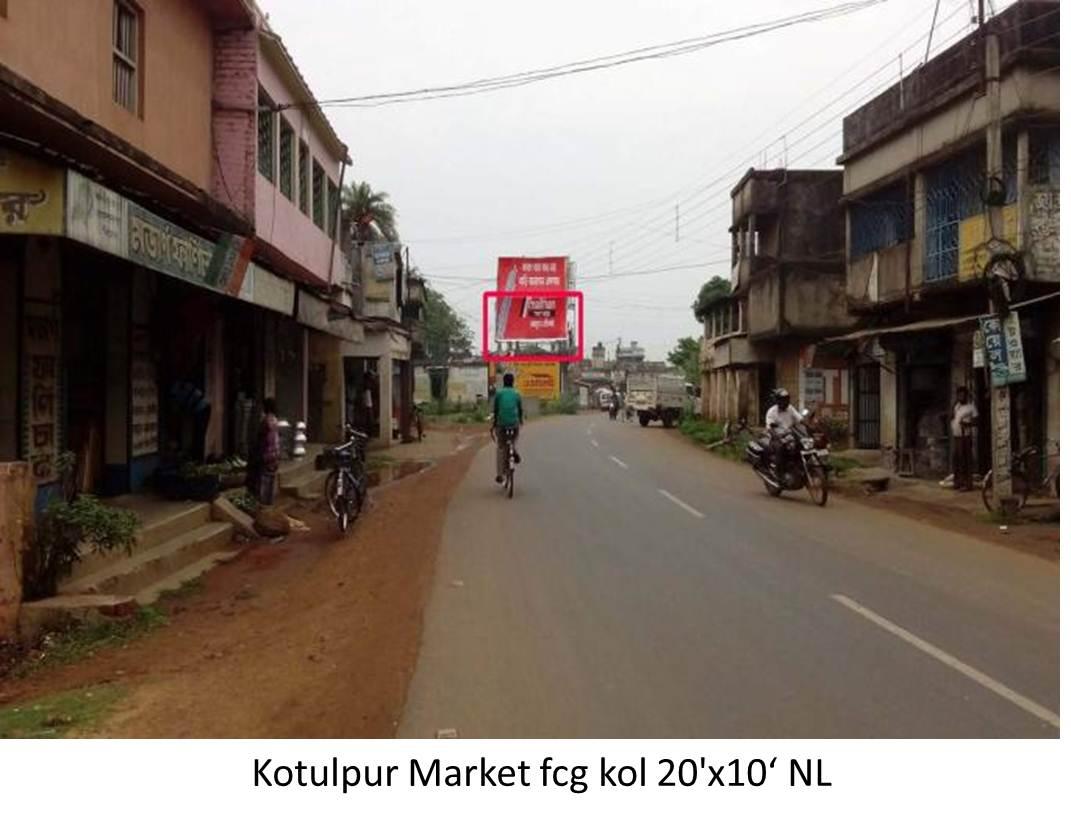 Kotulpur Market, Bankura