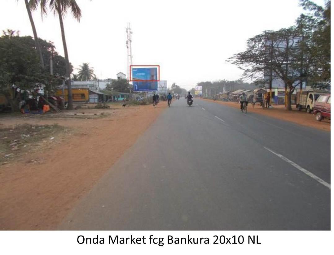 Onda Market, Bankura