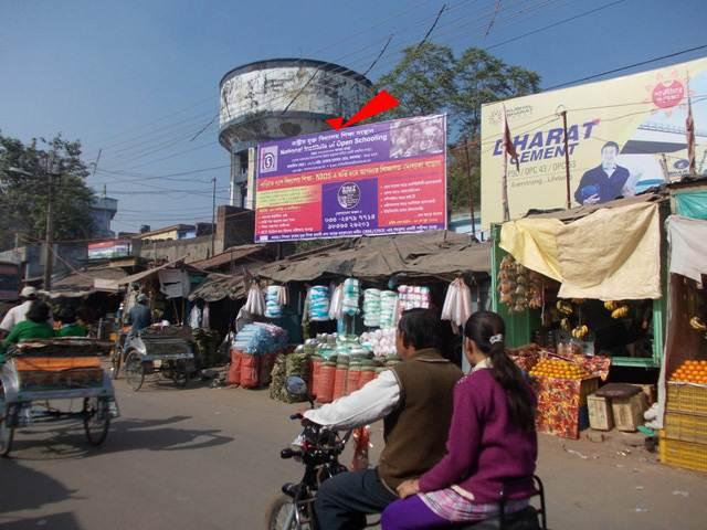 Jhalda Bus Stand, Purulia