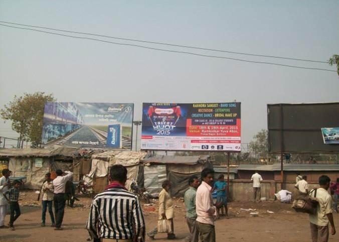 Taxi Stand, Purulia