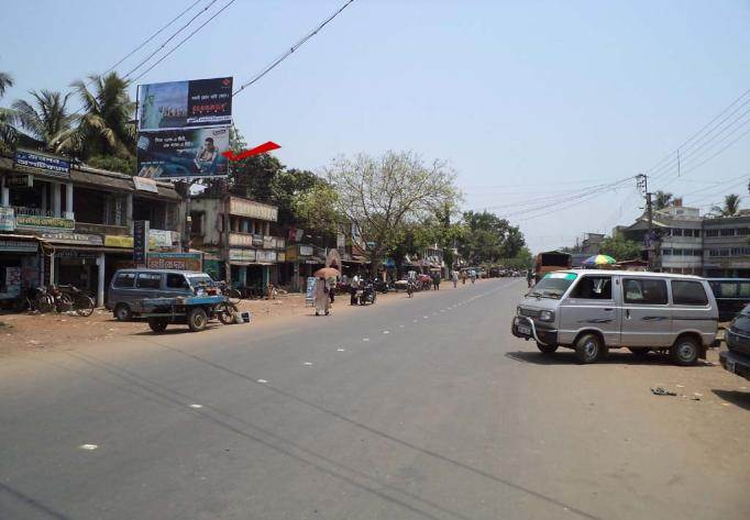Egra Bus Stand, Midnapore