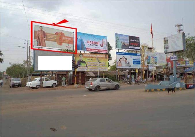 Kharagpur Inda More, Midnapore